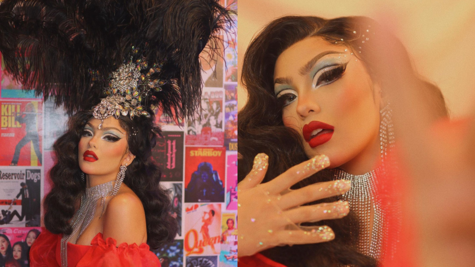 We're Living For Andrea Brillantes' Glamorous Drag Queen Makeover