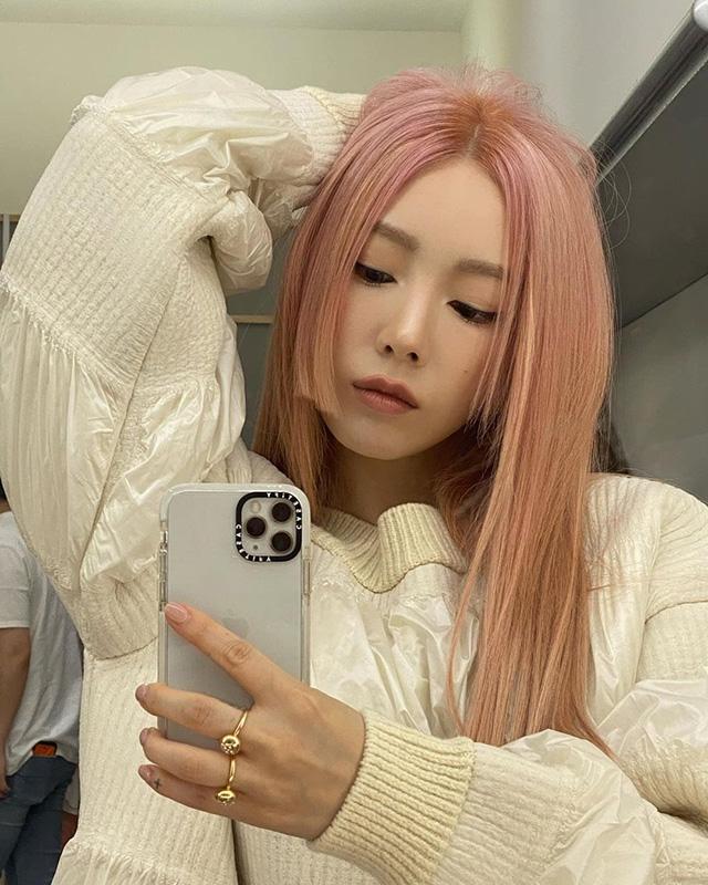 hime cut k-pop snsd taeyeon