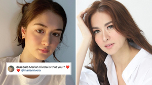 The Internet Is Calling This College Student Marian Rivera's Doppelganger