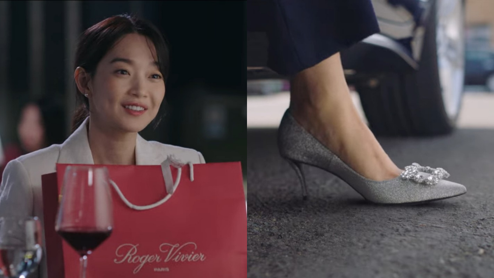 """The Exact Pair Of Heels Shin Min Ah Gifted Herself After Quitting Her Job In """"hometown Chachacha"""""""