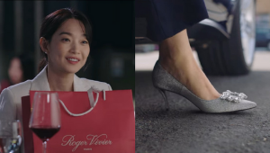The Exact Pair Of Heels Shin Min Ah Gifted Herself After Quitting Her Job In