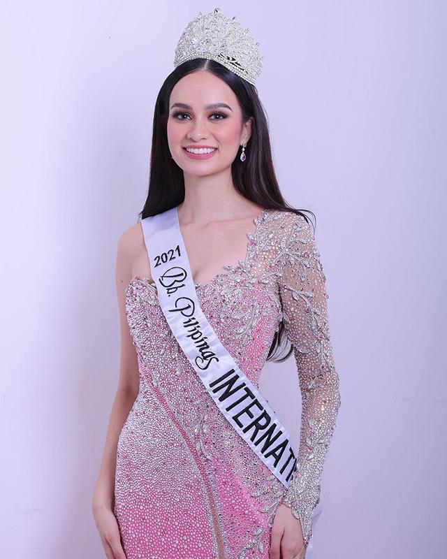 hannah arnold miss international philippines 2021
