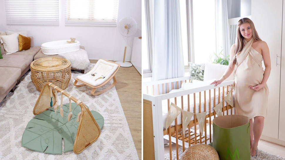 We're In Love With Mom-to-be Sam Pinto's Stylish And Practical Home Makeover