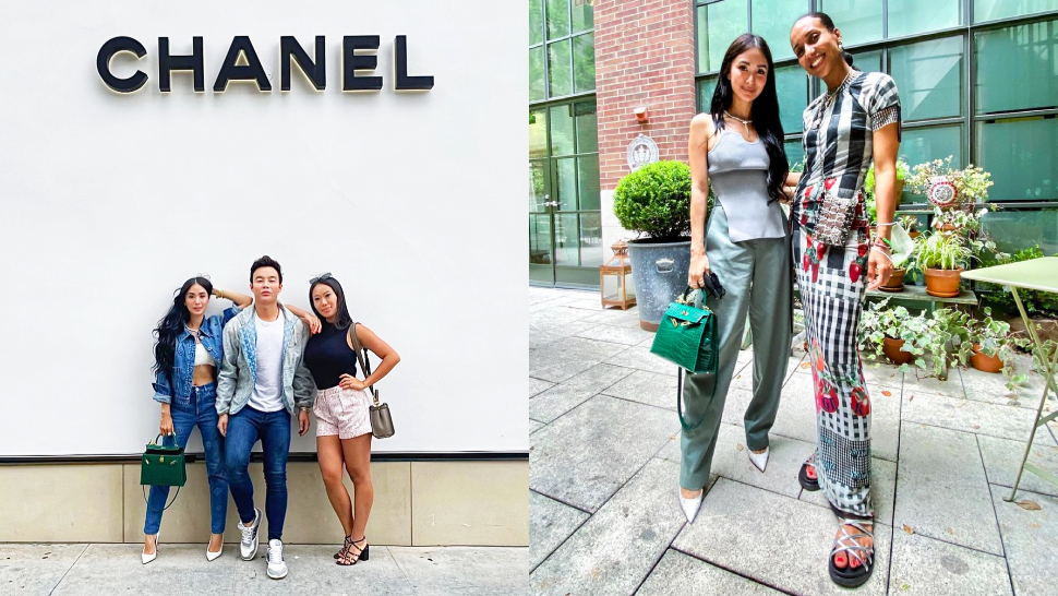 All the Big Personalities Heart Evangelista Met During Her U.S. Trip