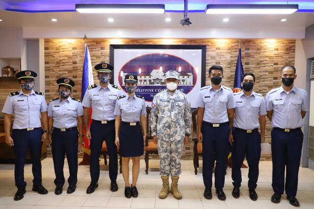 julia barretto philippine coast guard