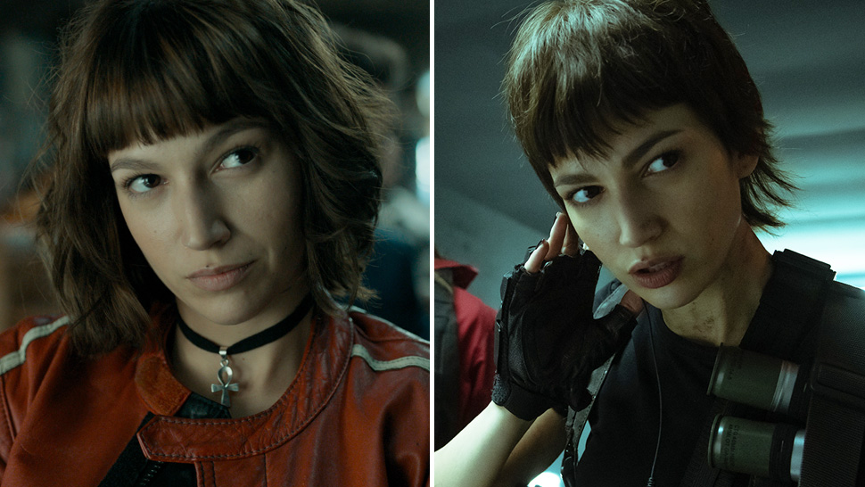 """Did You Know? Ursula Corbero Almost Didn't Wear Her Iconic Hairstyles In """"money Heist"""""""