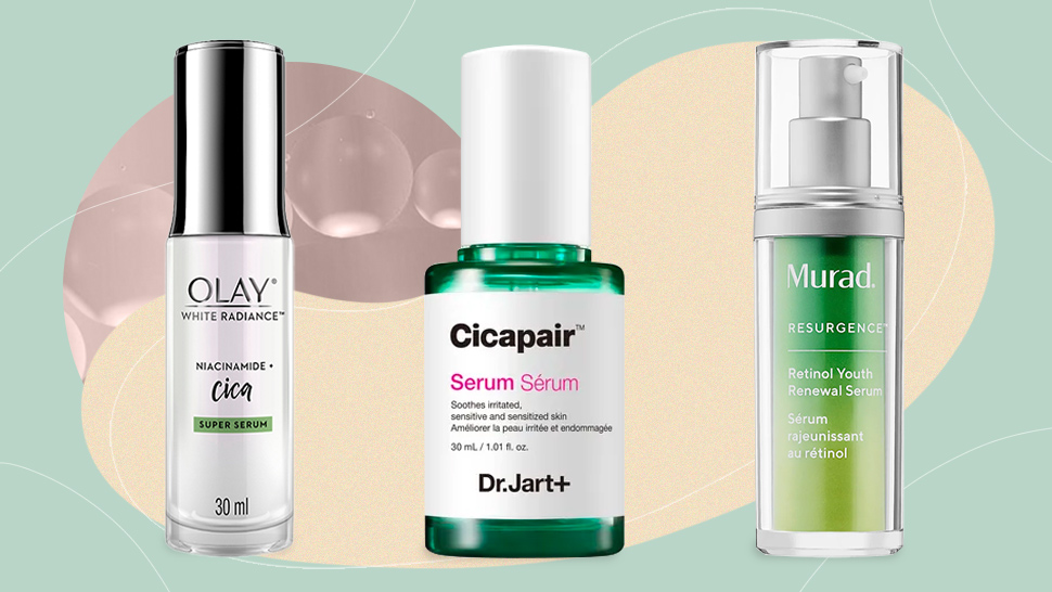 Here's The Best Serum Formula For You, According To Your Skin Type