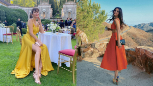 10 Wedding Guest Outfits We're Copying From These Stylish Celebs