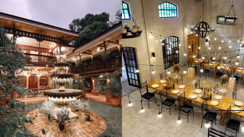 7 Intimate Wedding Venues In Laguna To Book For Your Dream Wedding
