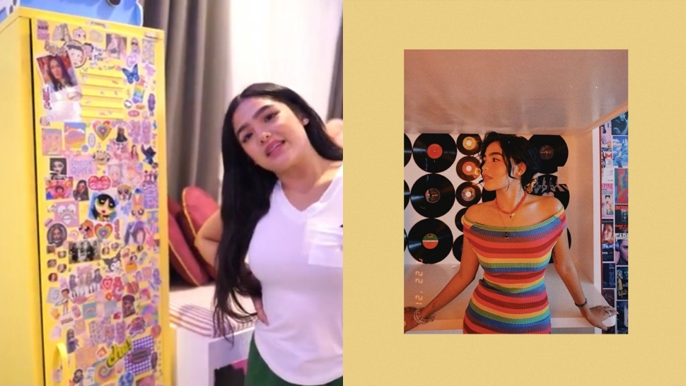 Andrea Brillantes Reveals The Touching Reason Why She Keeps A Locker Cabinet In Her Bedroom