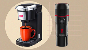 Caffeine Lovers, You Can Shop These Capsule Coffee Machines For Less Than P5,000