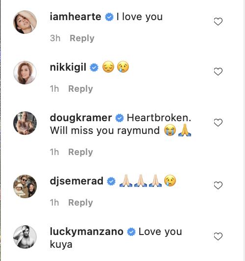 raymund isaac tribute