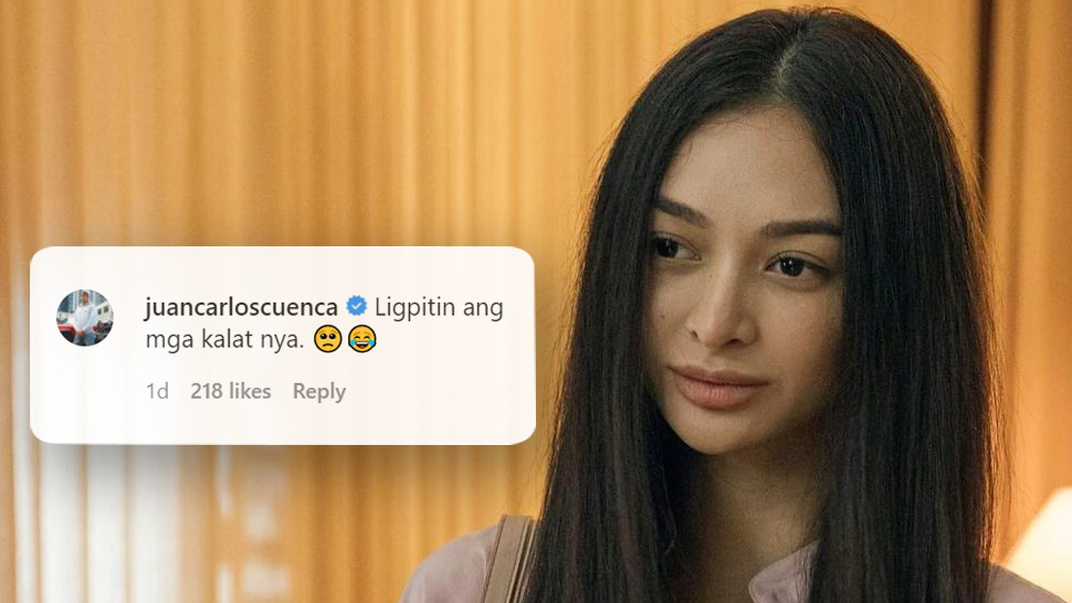 """The Internet Had the Funniest Reactions to Kylie Verzosa's """"The Housemaid"""" IG Post"""