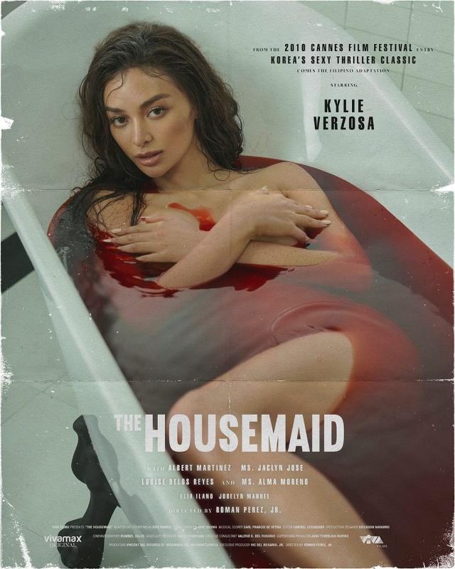 kylie verzosa the housemaid photoshoot