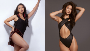 10 Sultry Black Swimsuits Worn By The Miss Universe Philippines' Top 30 Candidates