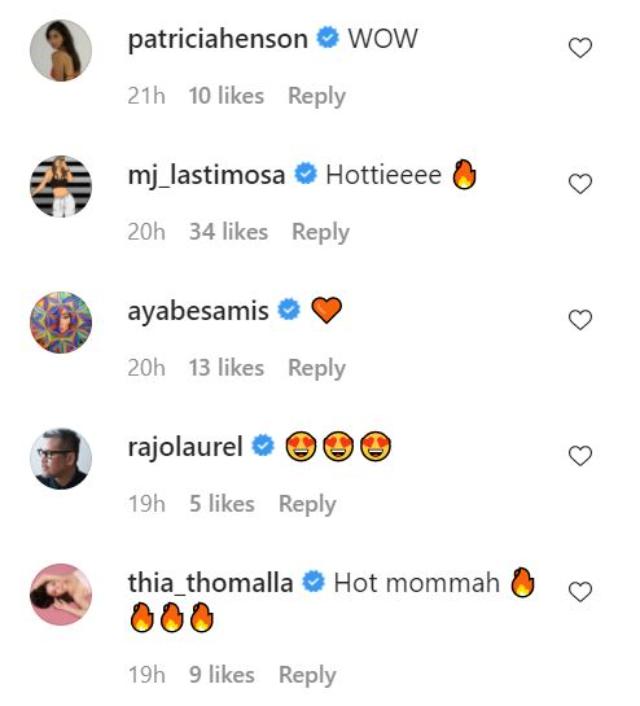 rachel peters maternity shoot reactions