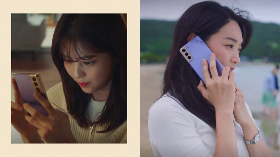This Is The Exact Purple Phone Han So Hee And Shin Min Ah Used In Their K-dramas