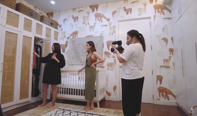 celebrity baby room tour