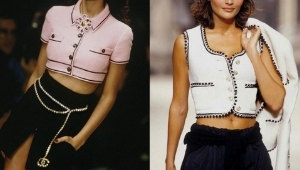 How To Dress Like A Chanel Model From The '90s, According To Tiktok