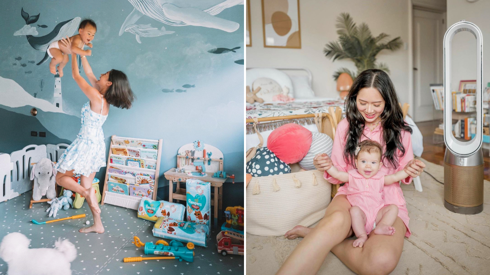 7 Cute Celebrity Baby Room Tours To Get Inspiration From