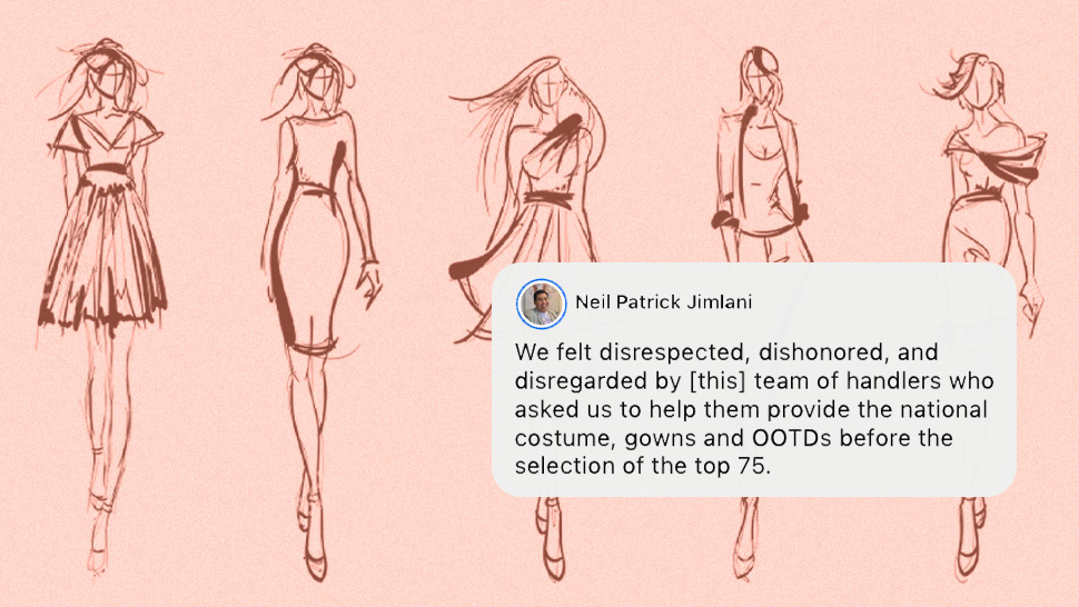 Mindanao Designers Withdraw Support For A Miss Universe Philippines 2021 Candidate