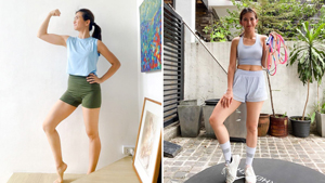 Rica Peralejo Shares The Results Of Her Realistic Fitness Journey
