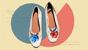 This Local Brand Is Promoting Nationalism With Beautiful Hand-painted Shoes