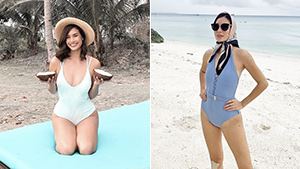 Beauty Queen Steffi Aberasturi Is Making A Case For Modest Swimsuit Ootds And We're All For It