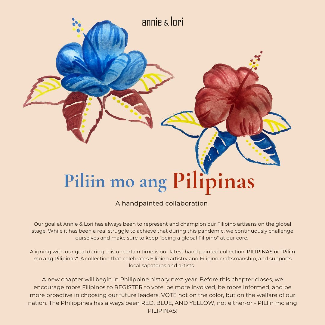 annie and lori piliin mo ang pilipinas collection