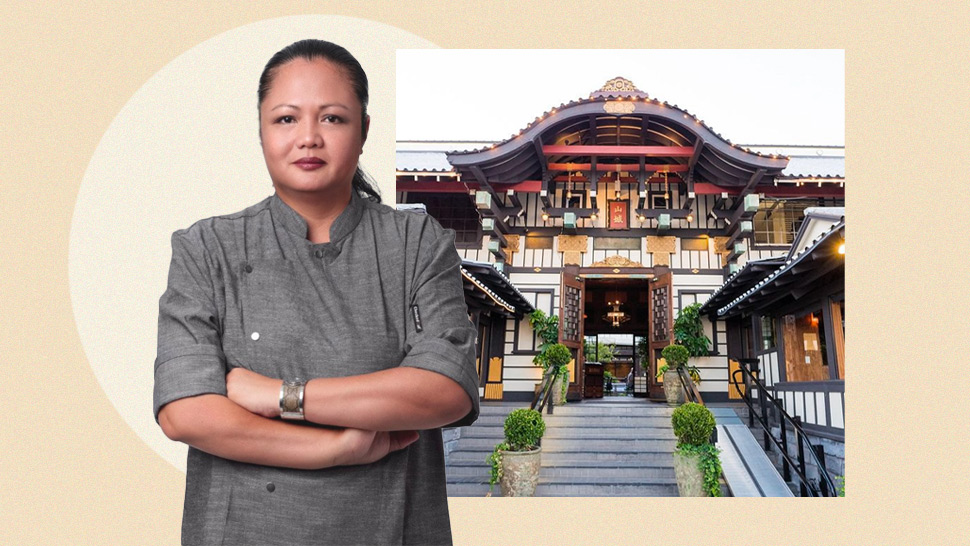 Meet The Filipina Who Made History As The First Female Executive Chef Of This Hollywood Restaurant