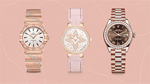 6 Rose Gold Watches You'll Want To Wear Every Day