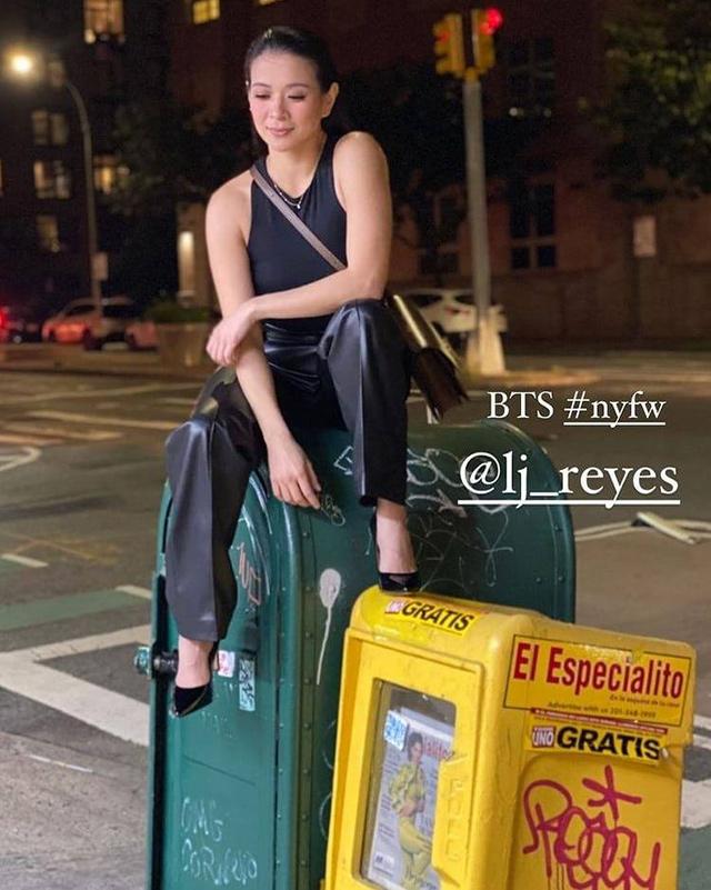 lj reyes new york fashion week