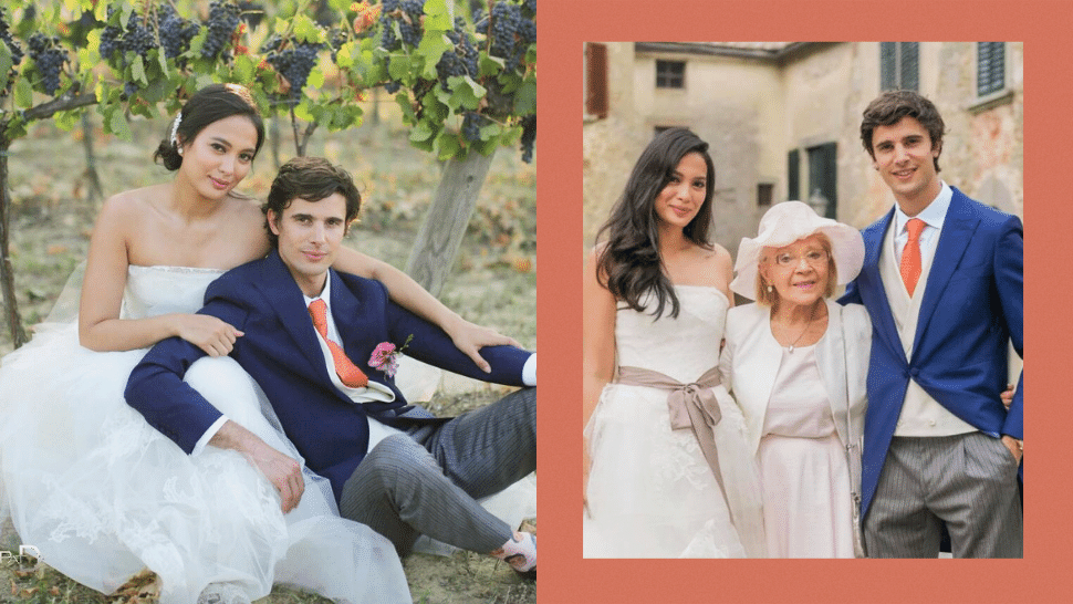 Here's Why The Guests Had To Rewear Their Outfits A Day After Isabelle Daza's Wedding