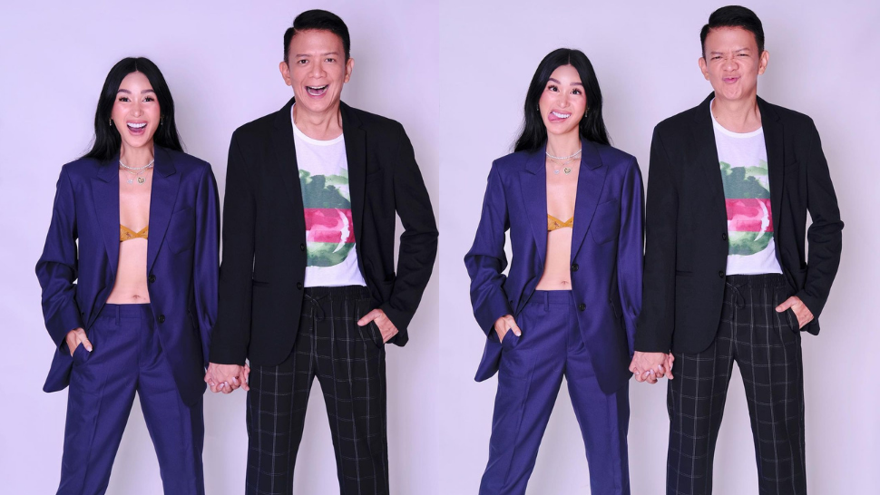 Heart Evangelista And Chiz Escudero Went Twinning In Suits For The Cutest Photoshoot