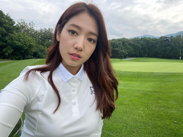 straight brows korean actresses