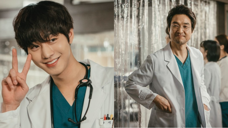 """Dr. Romantic 3"" Starring Ahn Hyo Seop and Han Suk Kyu Is Coming in 2022"