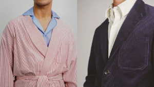 This Classic Suit Collection Has All The Customizable Pieces You'll Want To Wear