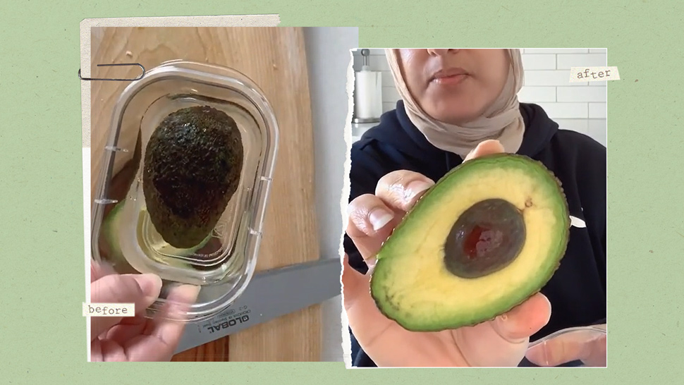 These Tiktok Hacks Are Going Viral For Keeping Avocados Fresh And Ripe