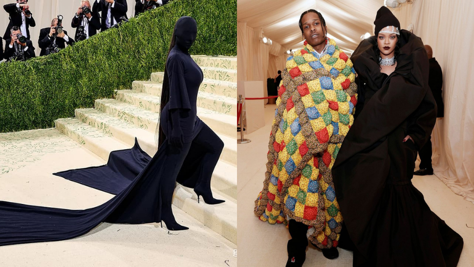 12 Most Jaw-dropping Looks At The Met Gala 2021