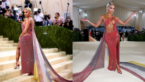 Did You Know? Saweetie's Daring Met Gala Gown Was Inspired By The Philippine Flag