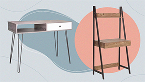 These Space-saving Desks Under P3,000 Are Perfect For Those With Small Rooms