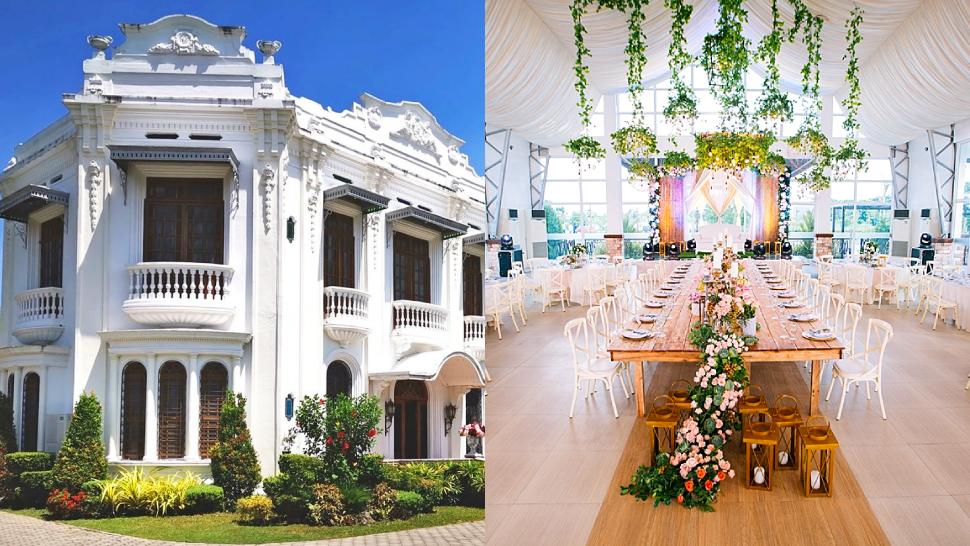 7 Inspiring Venues In Pampanga For Your Intimate Dream Wedding