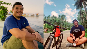 This Filipino Doctor Moved To Siargao To Improve His Mental Health