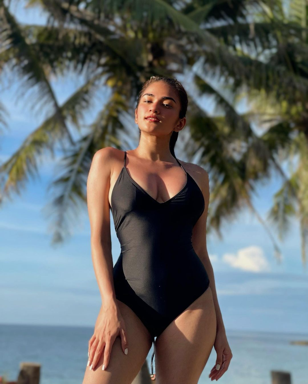 miss universe philippines 2021 candidates swimsuit ootds