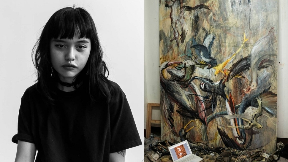 Who Is Bree Jonson And What Inspired Her Art?