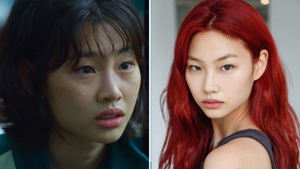 """Did You Know? Jung Ho Yeon From """"squid Game"""" Was Named One Of The Top 50 Models In The World"""