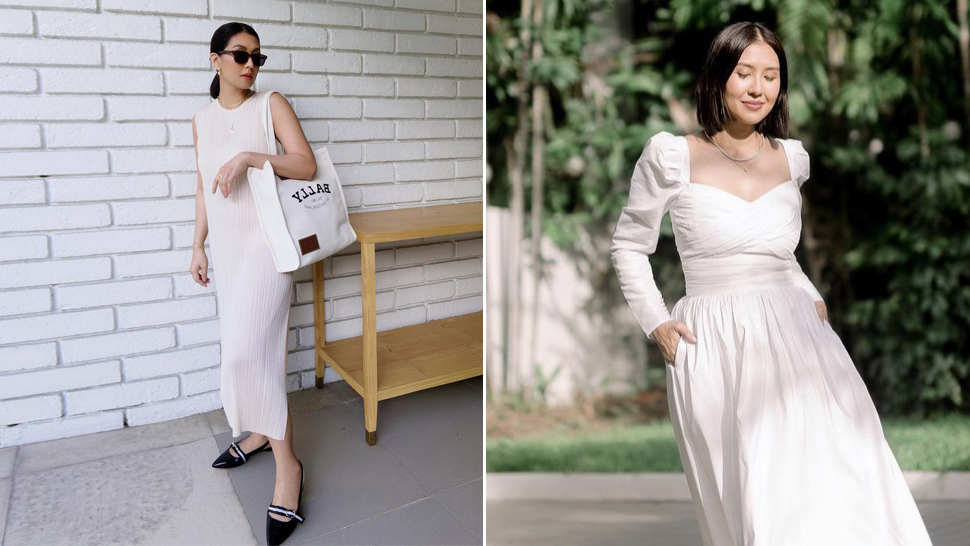 12 All-white Outfits From Liz Uy That Will Always Look Fresh At Any Age