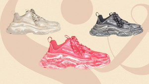 Would You Buy The Balenciaga Triple S Sneakers In A