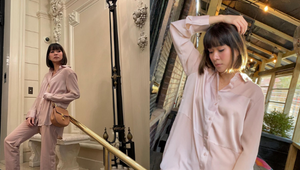 Lj Reyes' Monochromatic Casual Ootd In New York Costs Over P100,000