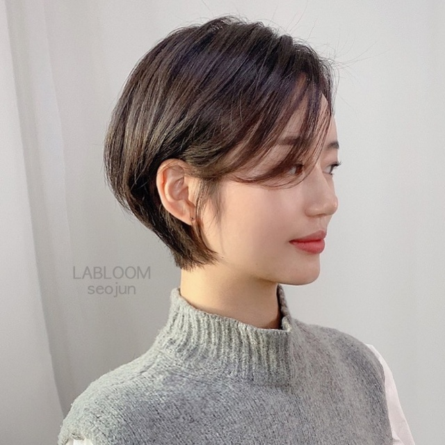 side bangs for round face hairstyles